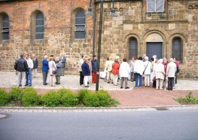 Busreise mit Damen, 15.05. 2004