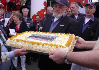FischParty 2008, 30 Jahre SeemannsChor