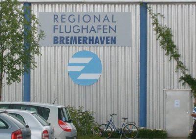 Flugplatz Luneort, 2008