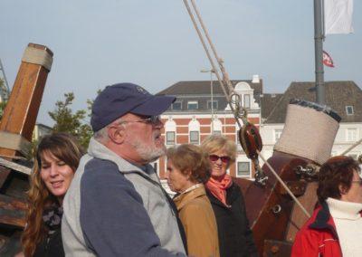 Fahrt mit der Hanse-Kogge, 2007